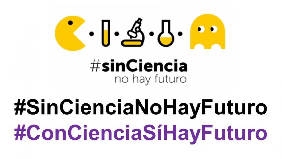 #SinCienciaNoHayFuturo Poster