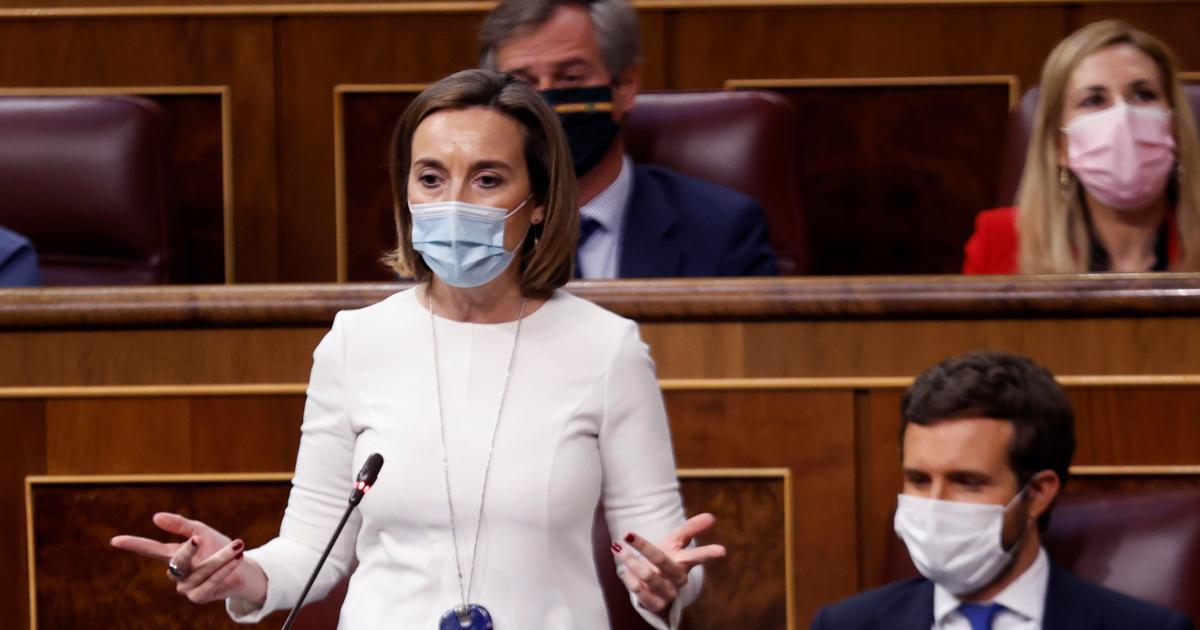 En directo | El Congreso debate la convalidación del decreto que eliminó el uso obligatorio de las mascarillas
