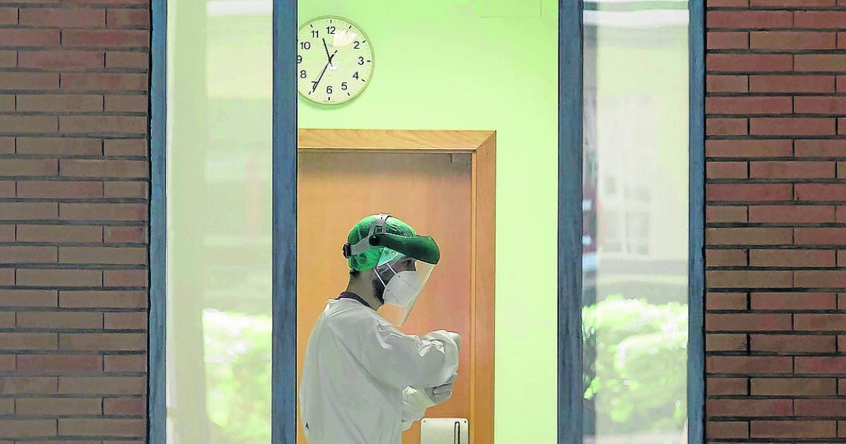 El repunte de casos de coronavirus en Aragón triplica la incidencia en personas de 60 a 70 años en siete días