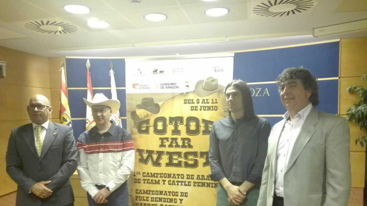 Gotor O El Lejano Oeste