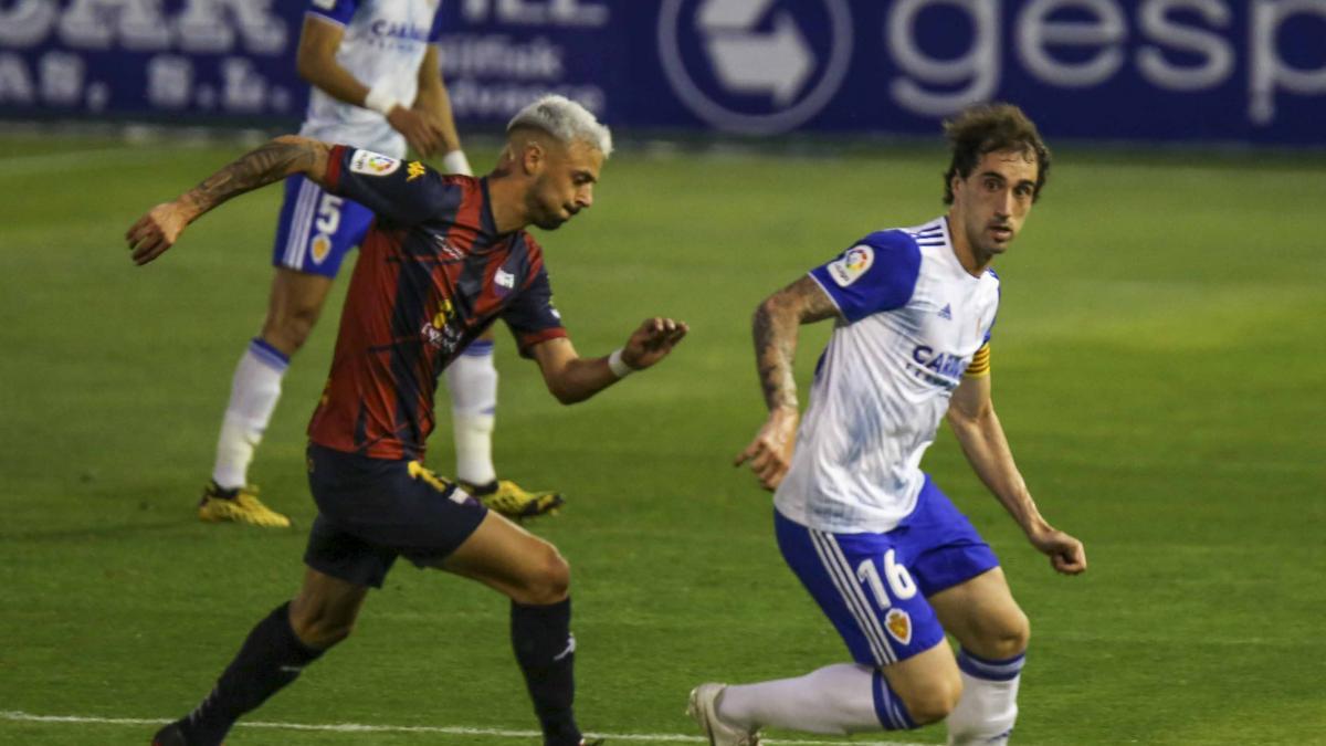 Partido Extremadura-Real Zaragoza, en directo