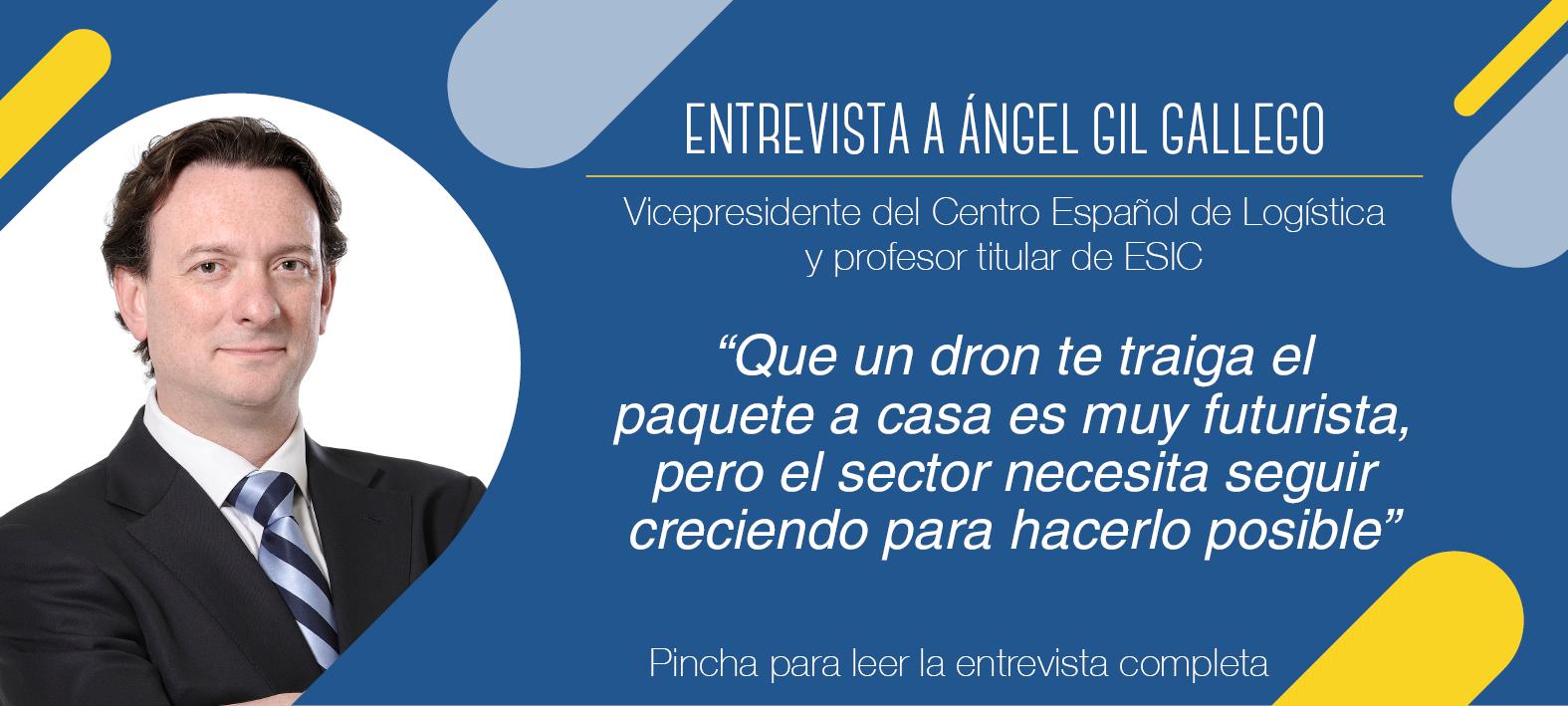 Entrevista Angel Gil