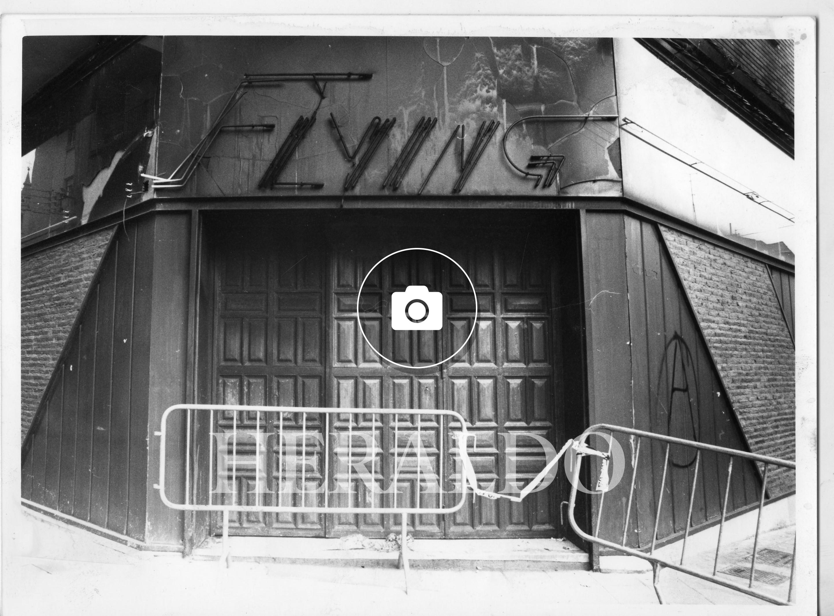 El incendio de la discoteca Flying, historia trágica de Zaragoza